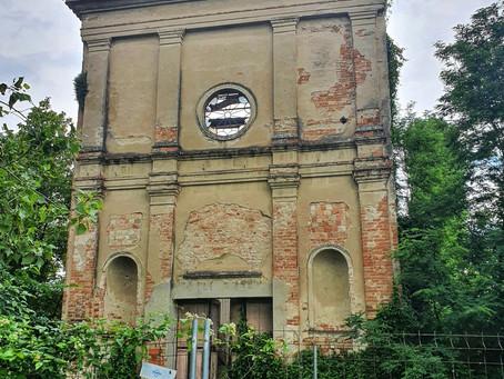 La Chiesa senza tetto