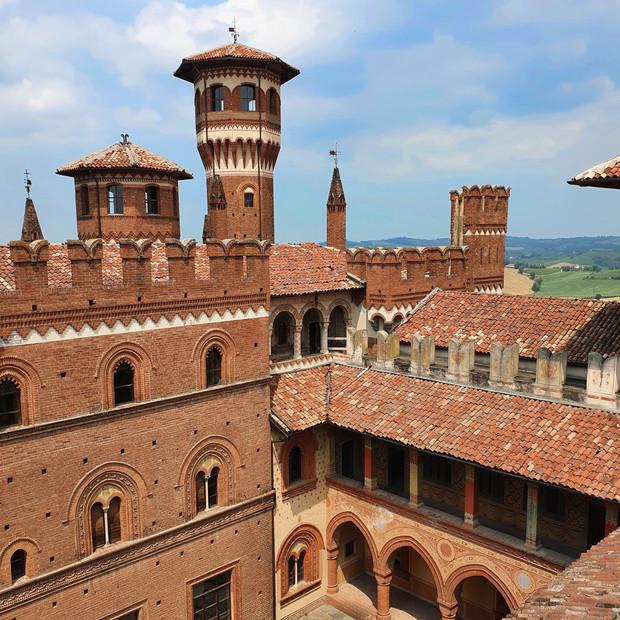 Il Castello del 900