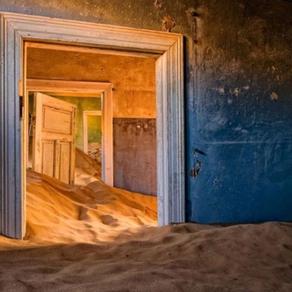 Kolmanskop-Namibia