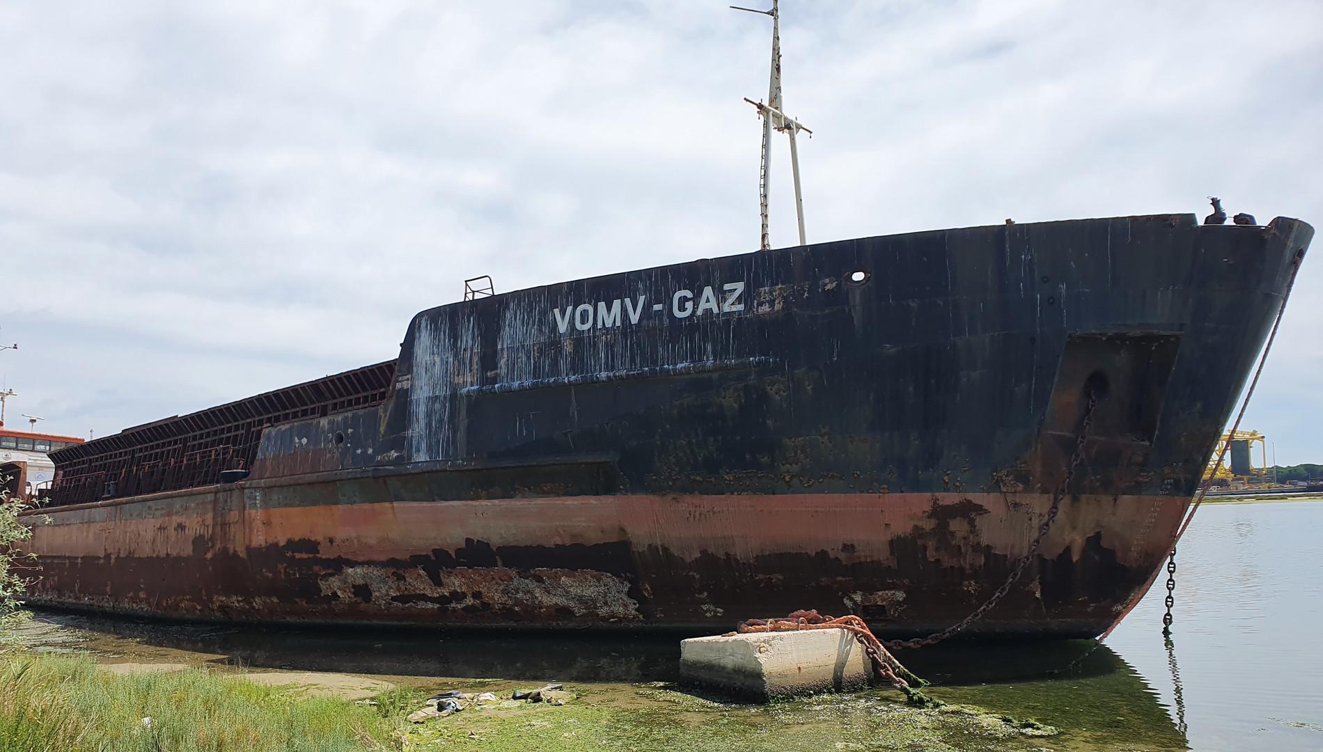 Navi Cargo Russe