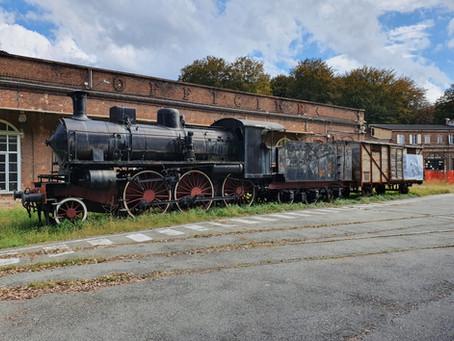 L' Officina dei Treni