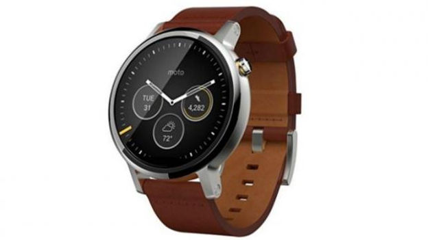 8e19db3430c The second iteration of the Moto 360 smartwatch – released 15 months after  the first generation – scores points over its predecessor in nearly all ...