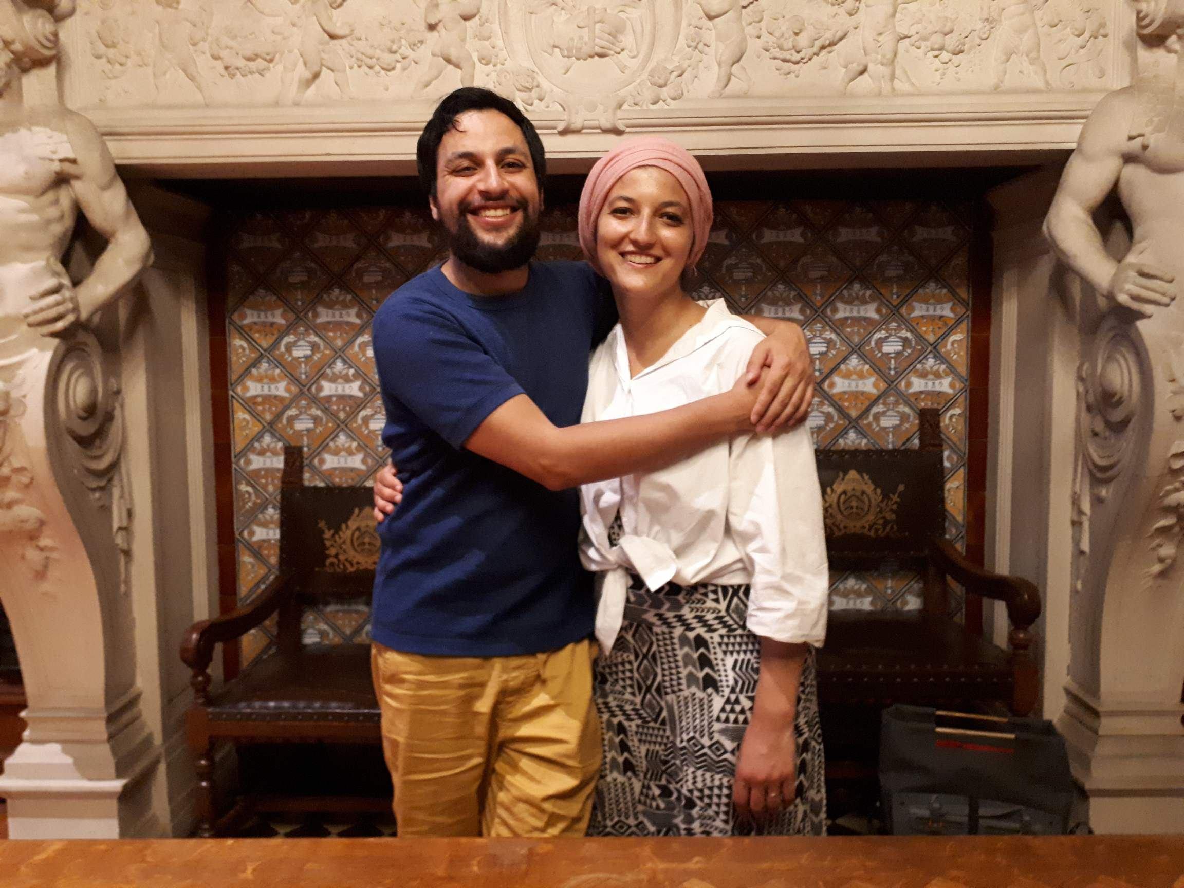 Hanane Llouh & Mohamed Ouaamari