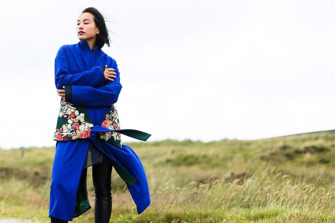 Beautiful photoshoot featured in Galway Now