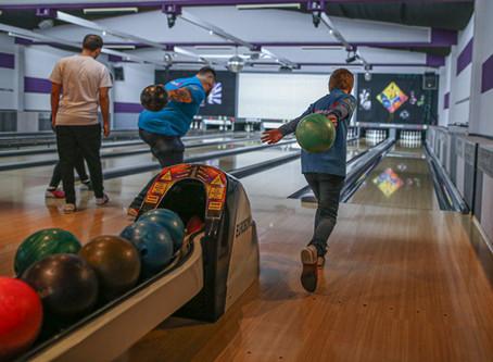 Bowling/Burger und jede Menge Spaß