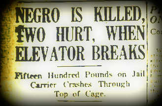 Death By Elevator and other Close Calls in Mobile's Storied History