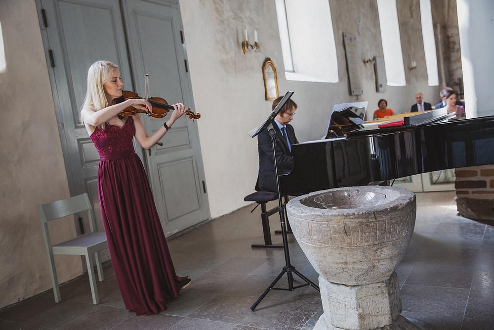 Sipoon kirkko Kuva: Aino Huotari