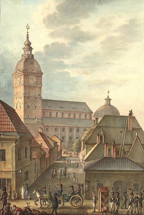 Turun Tuomiokirkko on yksi vanhimmista ja suosituimmista vihkipaikoista