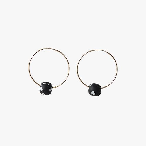 nkatasoɔ 3 gold filled large hoop earrings