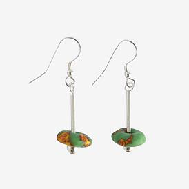 mmi3nsa sterling silver drop earrings wi