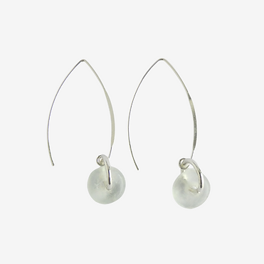 mmi3nsa sterling silver earrings with cl