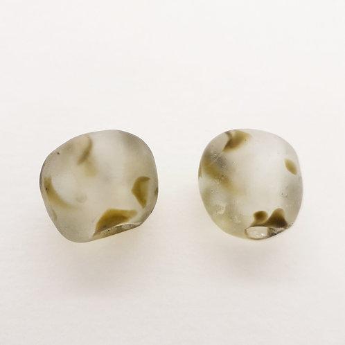 nsuo 2 handmade recycled glass bead