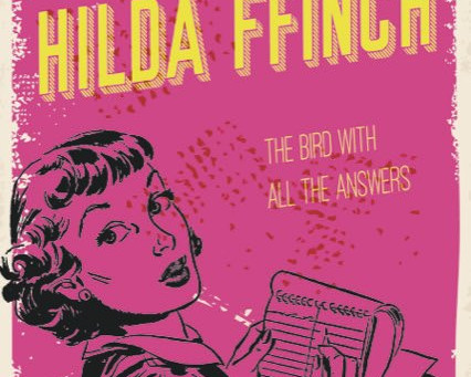 Christmas is coming - and so is Hilda Ffinch!