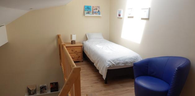 Mezzanine Chambre BD - 2 lits simples