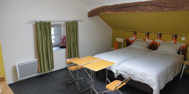 Chambre sixties -2 lits jumeaux