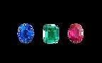Gemstones, ruby, sapphire, emerald, diamond, Antwerp