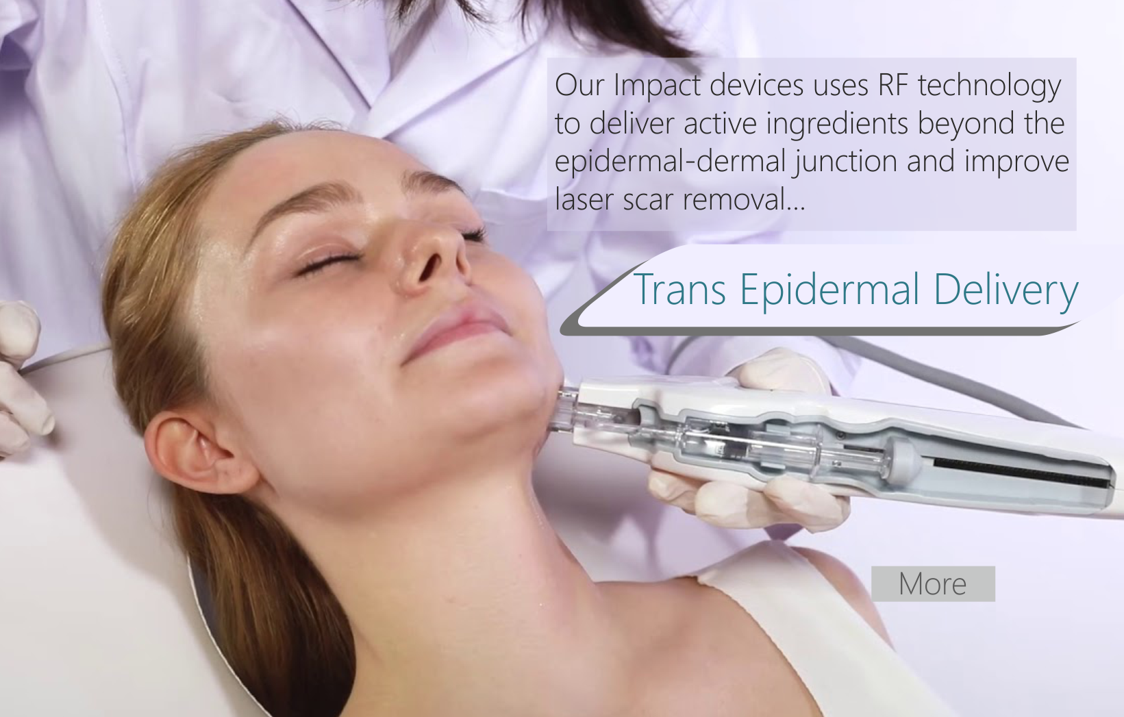 Trans Epidermal Delivery