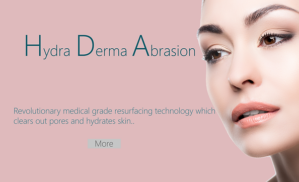 HYDRA+  brings together exfoliation, cleansing, extraction, and hydration, to enable effective treatments with excellent results. There is no downtime, no discomfort, and no irritation  Speeds up the skin renewal process, allowing smoother skin   Helps with tone and texture of skin including pigmentation