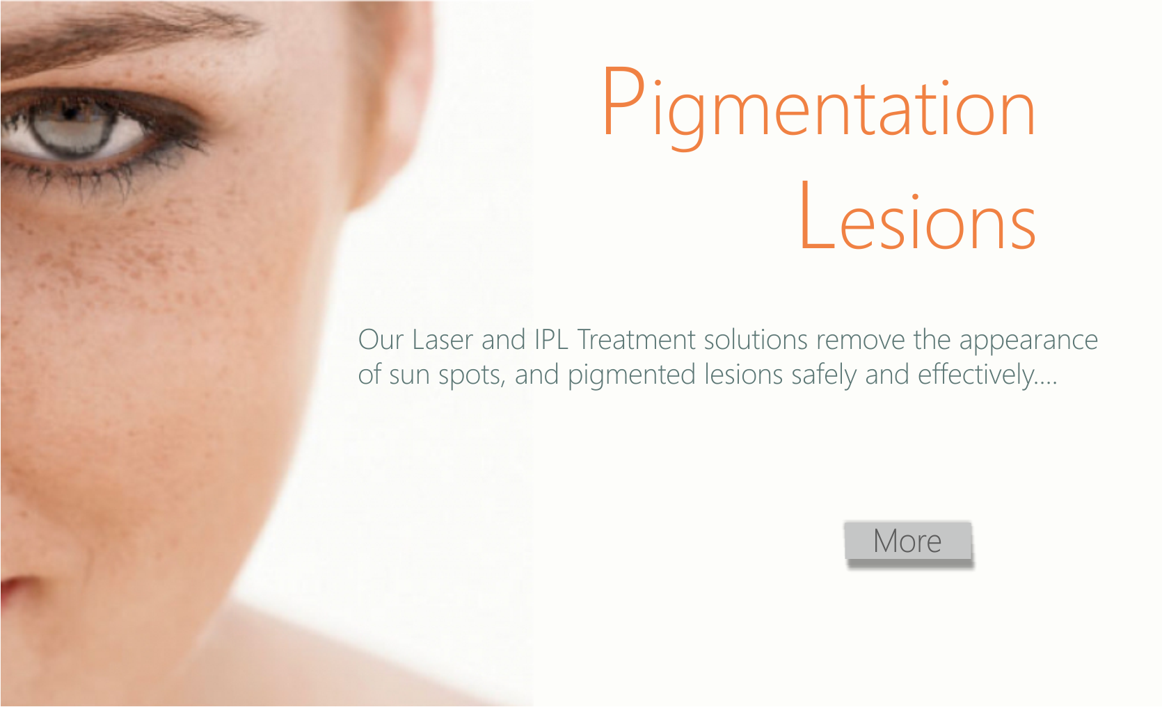 Pigmentation lesion
