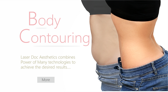 Body Countouring Slimming, Cellulite Reduction