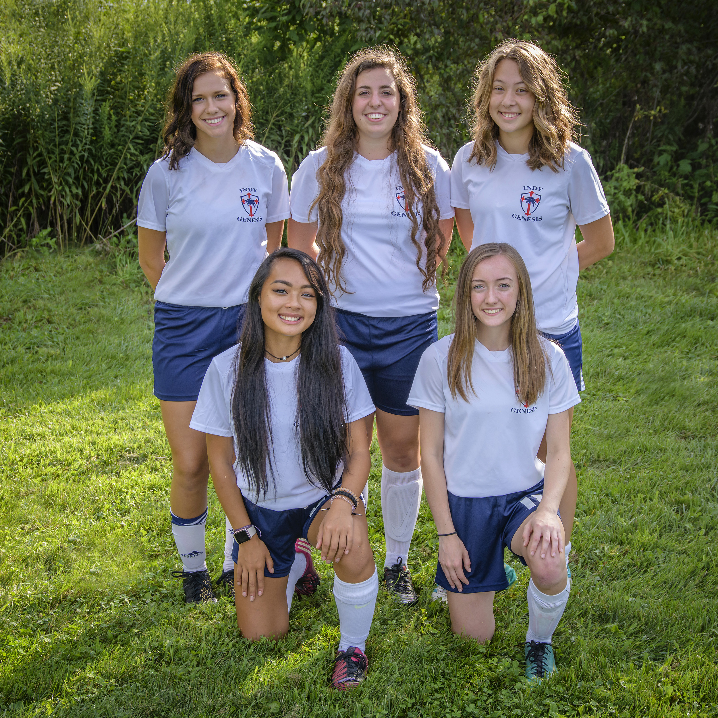 2018 Girls Seniors