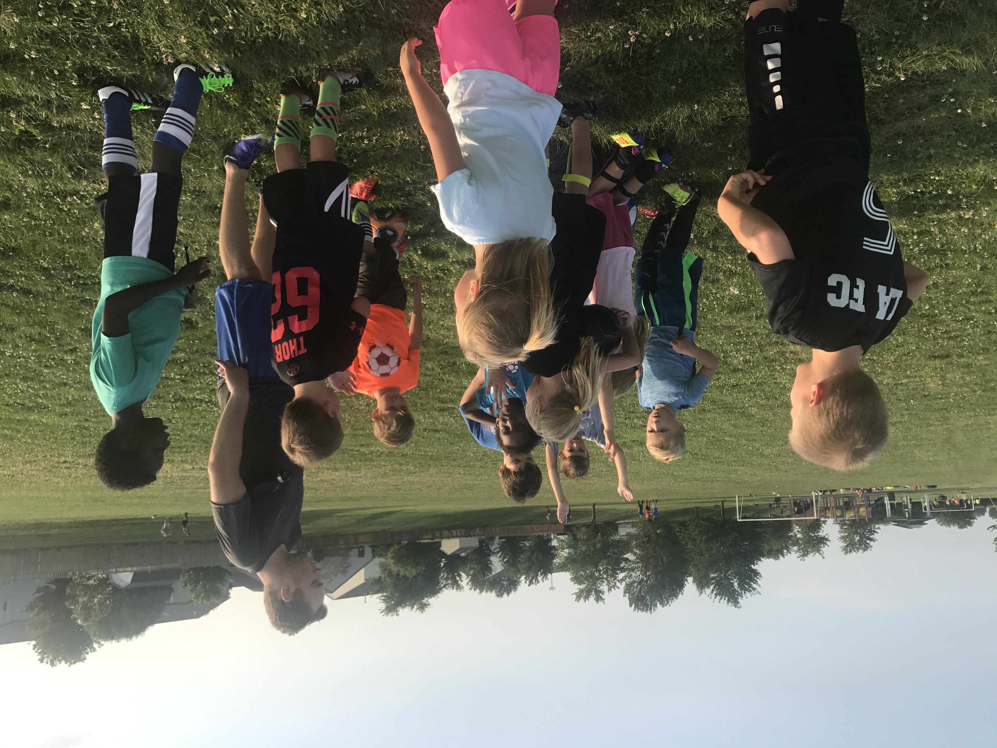 U8 Elementary Team