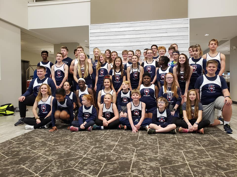 Track National Championships Team