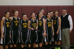 2013 Blazers Team State