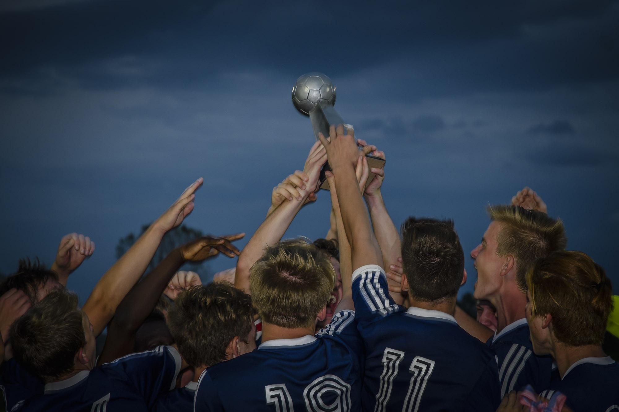 2017 Boys Varsity State Champions