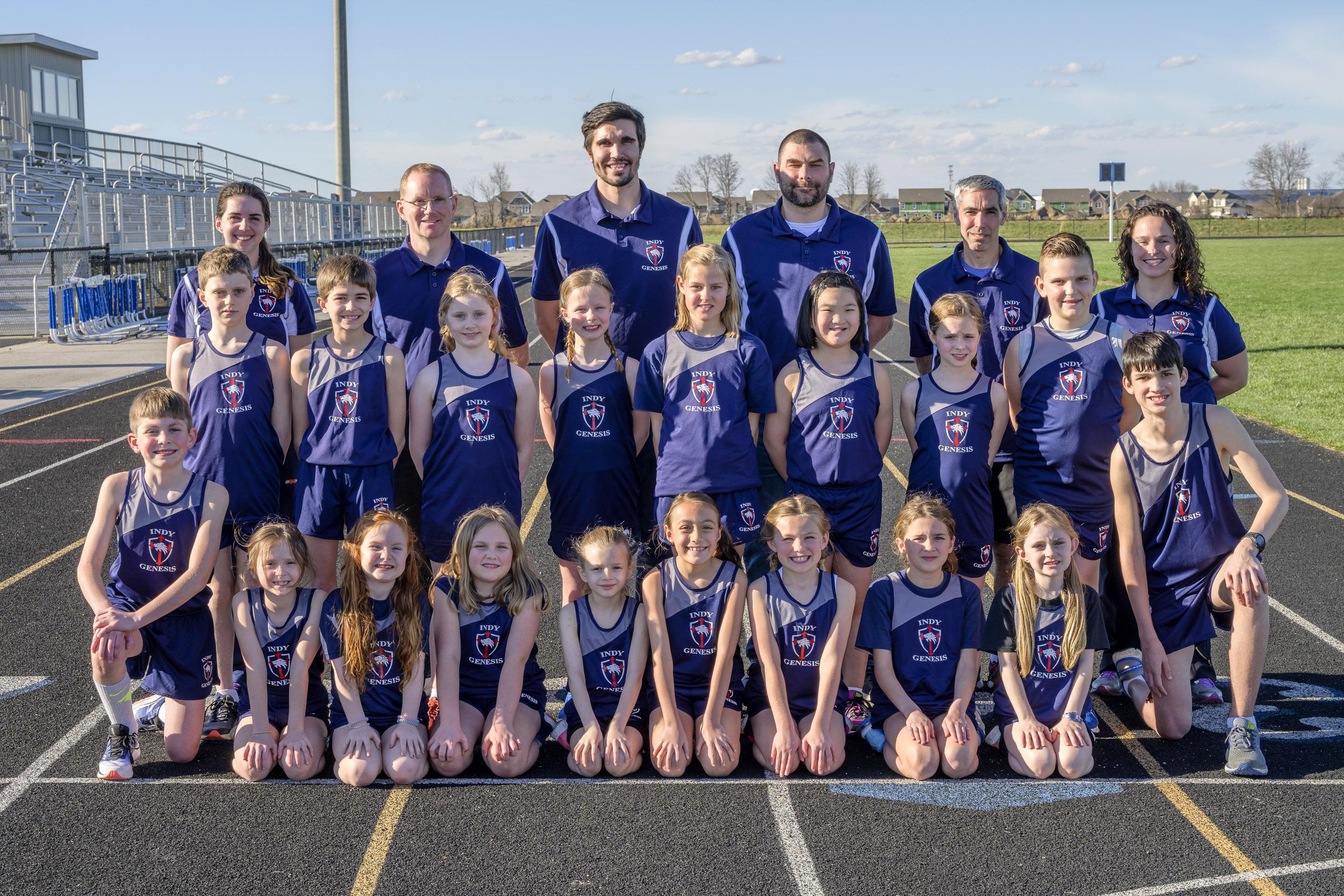 2019 Indy Genesis Elementary School Trac