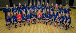 2018 Indy Genesis Volleyball Teams