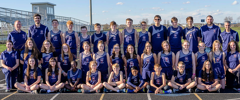 2019 Indy Genesis Middle School Track Te