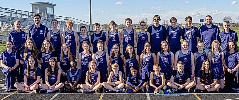 2019 Indy Genesis Middle School Track Te