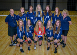 2018 Indy Genesis Varsity Volleyball Tea