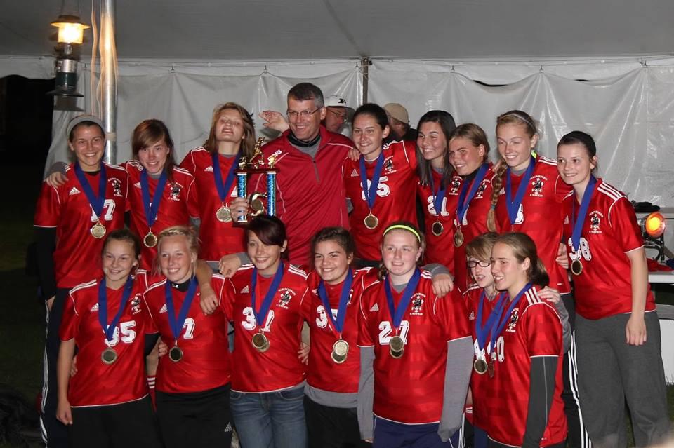 Girls Varsity State Champions