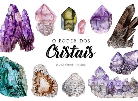 Um guia para iniciantes em terapia com cristais
