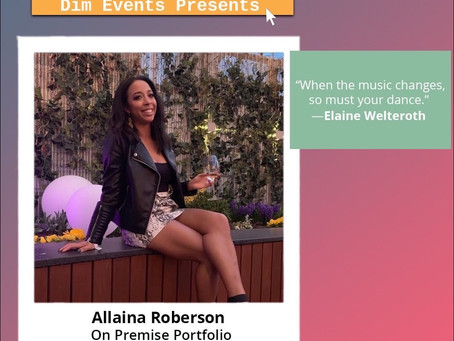 Women Work Wonders Panelist: Meet Allaina Roberson