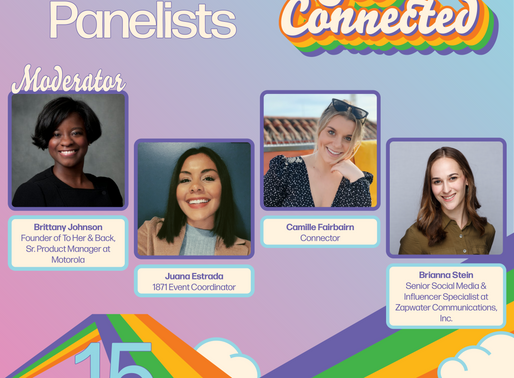 Women Work Wonders Presents: Get Connected Event - Sign Up