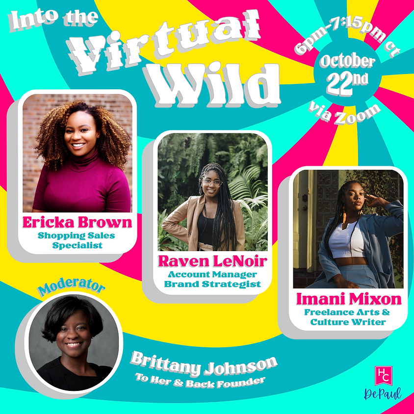 Into the Virtual Wild: Networking & Growing During Covid-19
