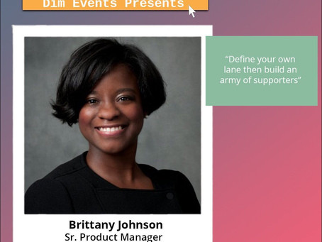 Women Work Wonders Panelist: Meet Brittany Johnson