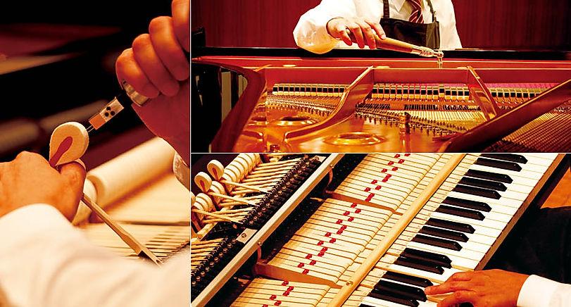 Kawai and Yamaha Piano Tuning