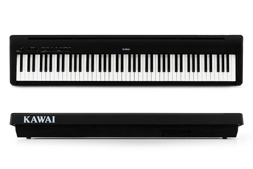 kawai es110 black digital piano
