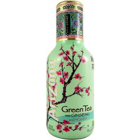 ARIZONA Miel/Gingseng 500ml