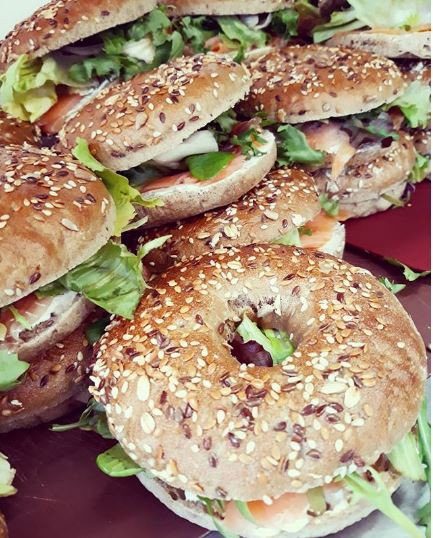 Bagel Saumon Banoffee Traiteur toulouse mariage food truck foodtruck Albi Montauban Castres Auch Tarn Gers