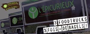 Food truck, Toulouse, traiteur, L'Epicurieux