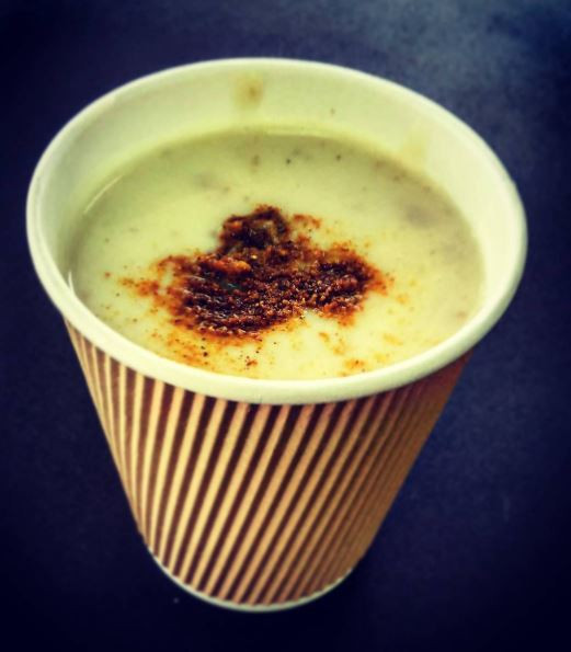 Healthy soupe Banoffee Traiteur toulouse mariage food truck foodtruck Albi Montauban Castres Auch Tarn Gers