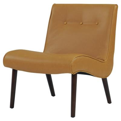 Jade Chair in Vintage Caramel