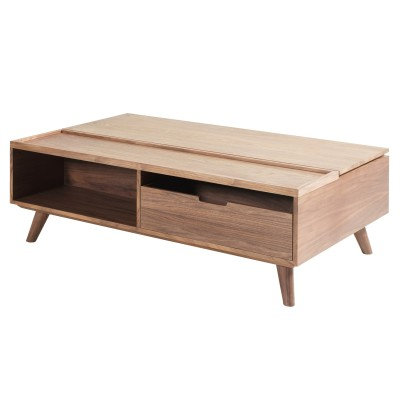 Post Coffee Table