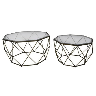 Brittany End Table Set