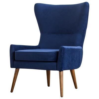 Cortney Chair in Navy